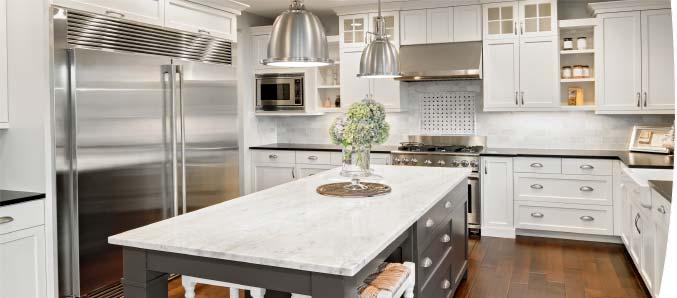 Energie sparen in der Küche.
