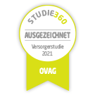 Studie360°-Siegel zur Versorgerstudie 2021