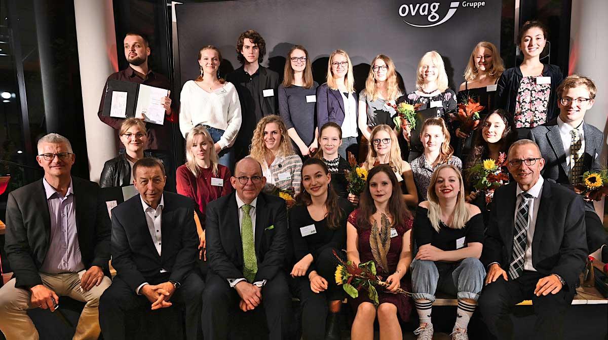 OVAG Jugendliteraturpreis 2019 Preisträger