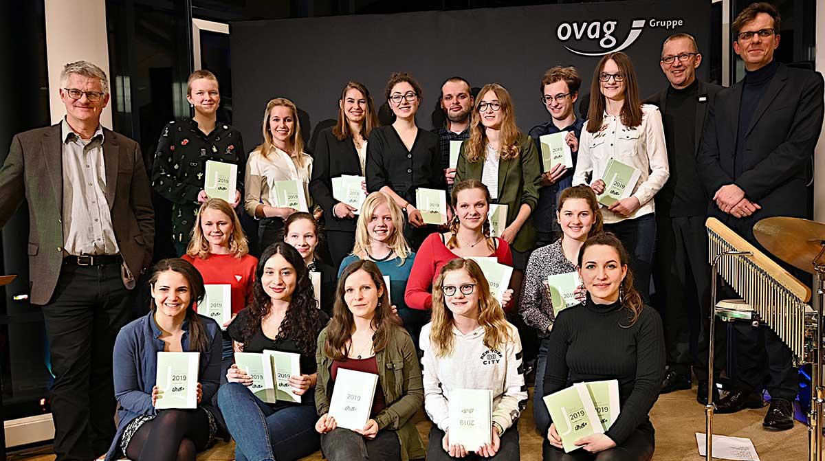 Buchpräsentation OVAG Jugendliteraturpreis