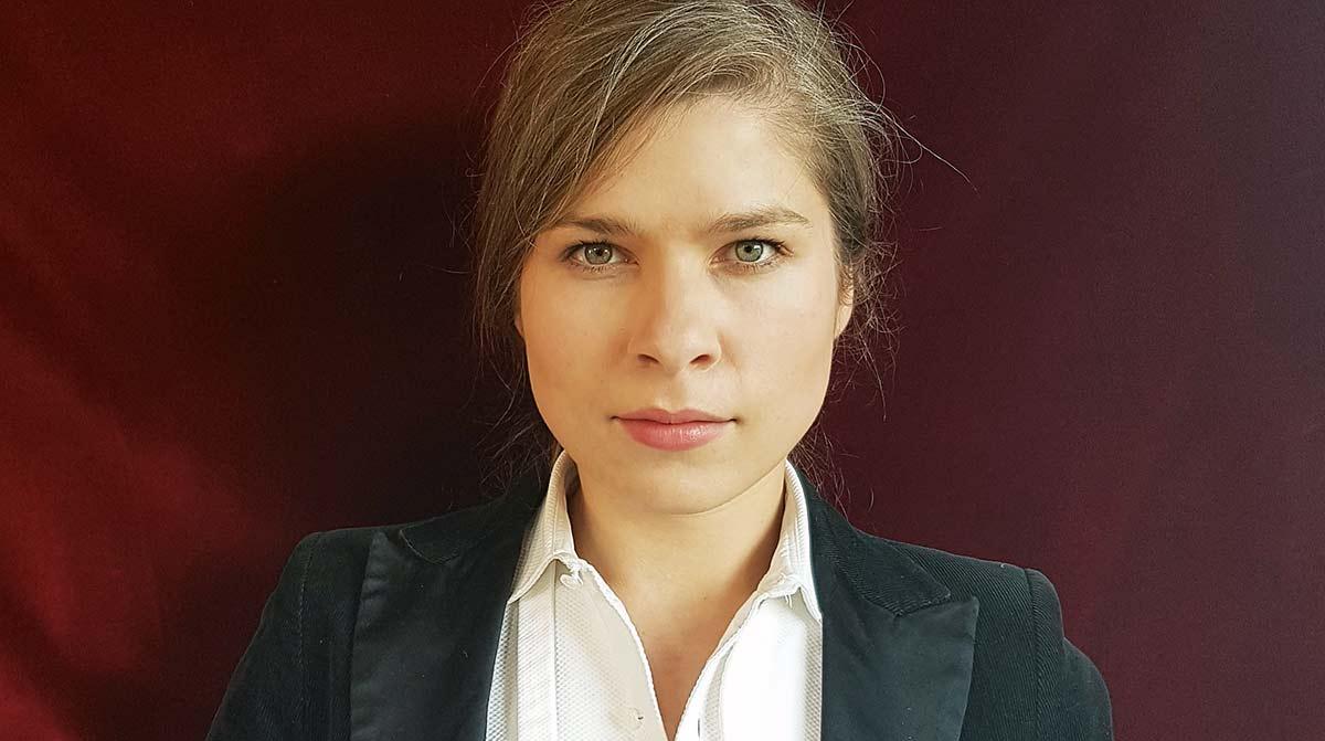 Portrait Nele Pollatschek
