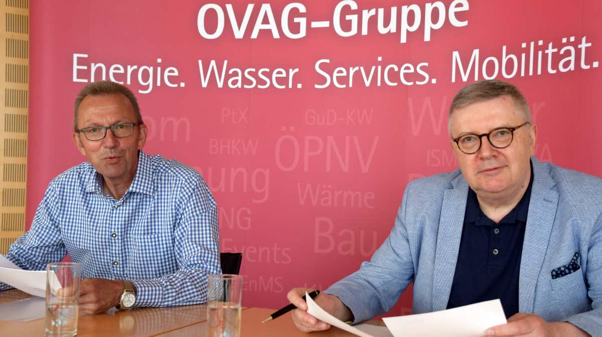 Vorstand der OVAG